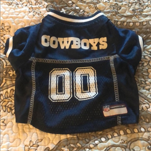 new products 042cd 1a684 Cowboys puppy jersey